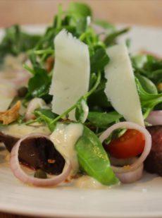 Warm Beef Salad Recipe