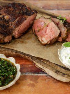 lamb leg recipe