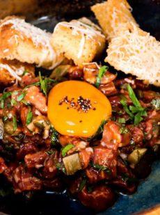 steak tartare recipe