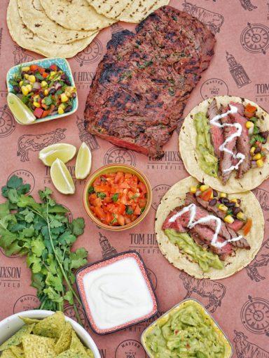 carne asada tacos recipe