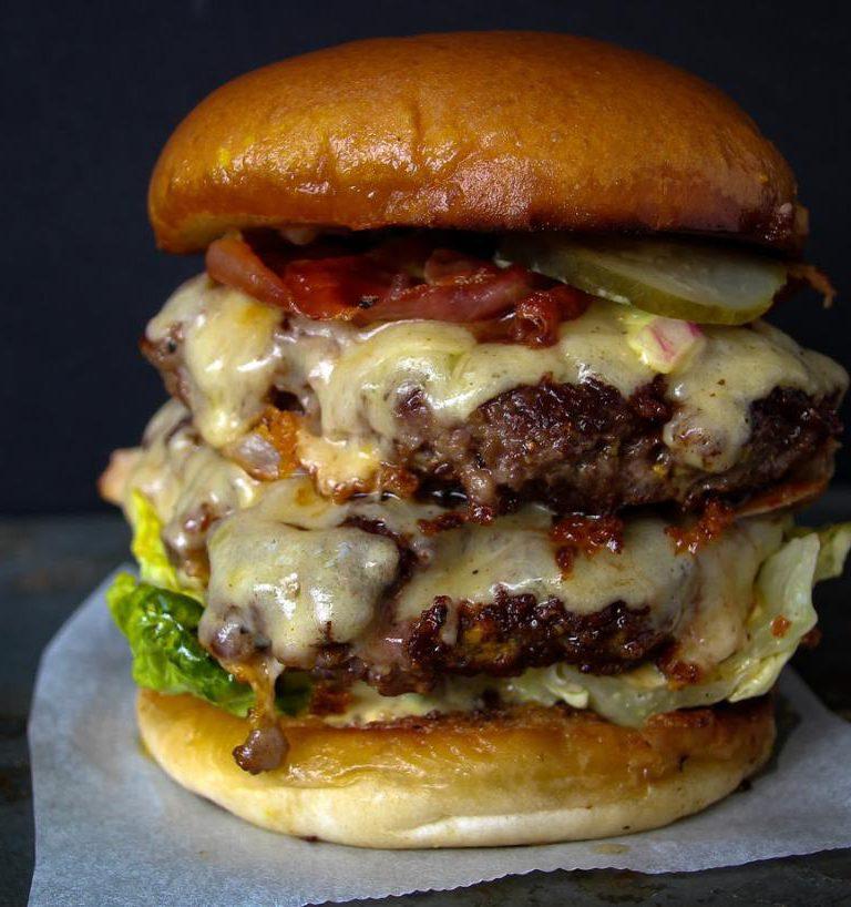 diner burger recipe